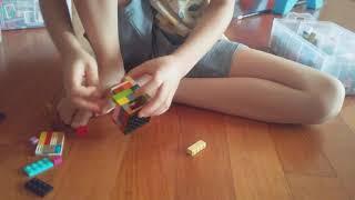 레고 구슬 자판기를 만들어 봤습니다 !