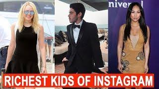 ♥ Top 10 richest kids of instagram ♥