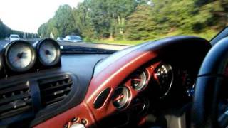 A quick vid overtaking a truck. Keeping to the speedlimits of cours...