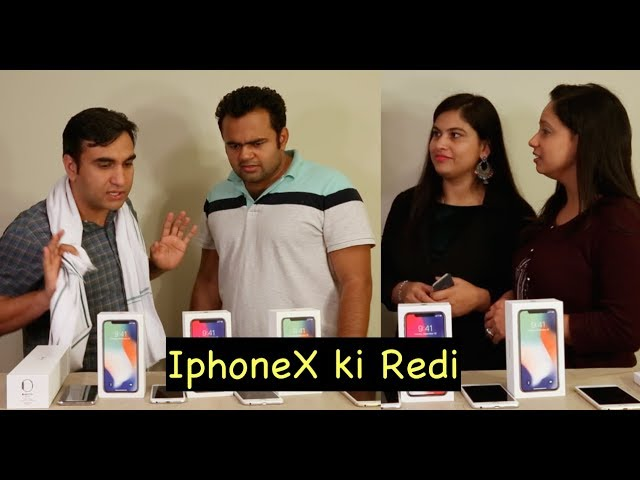 If iphone X sold on streets - | Lalit Shokeen Films |