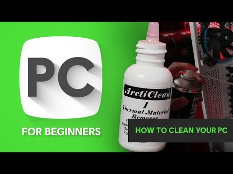 How to Clean Your PC [PC for Beginners]