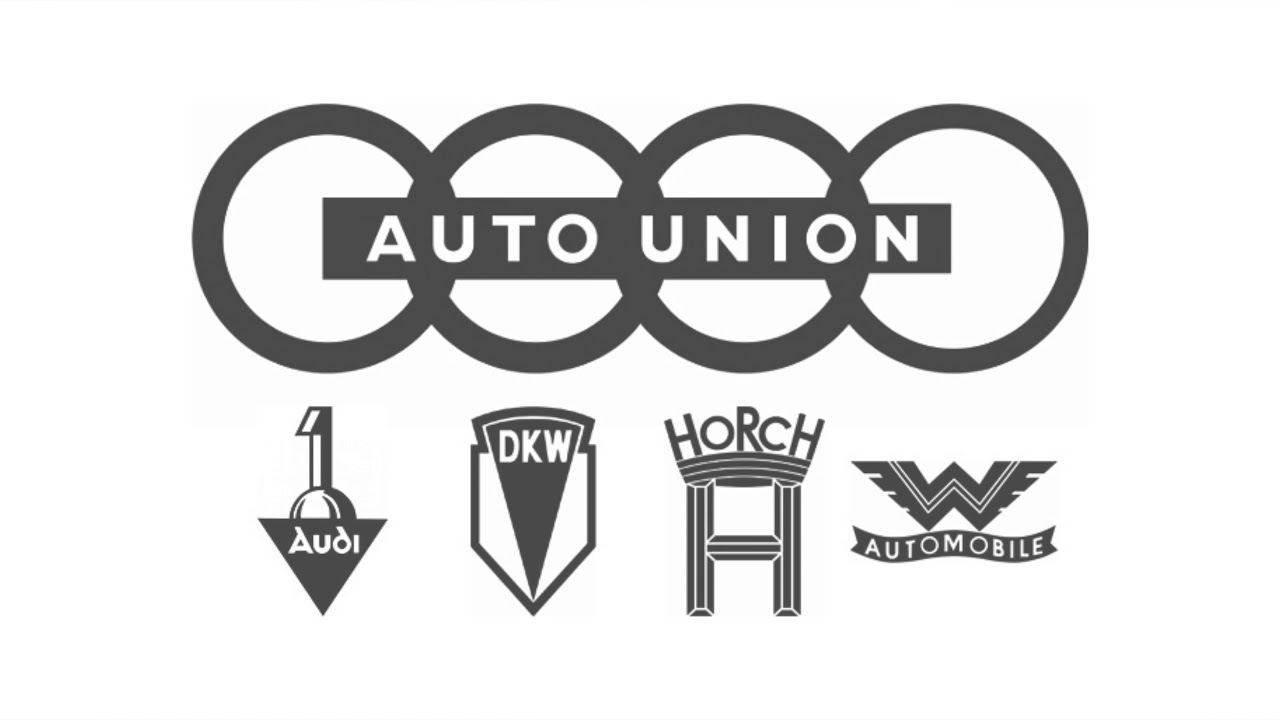 Audi Logo History Youtube