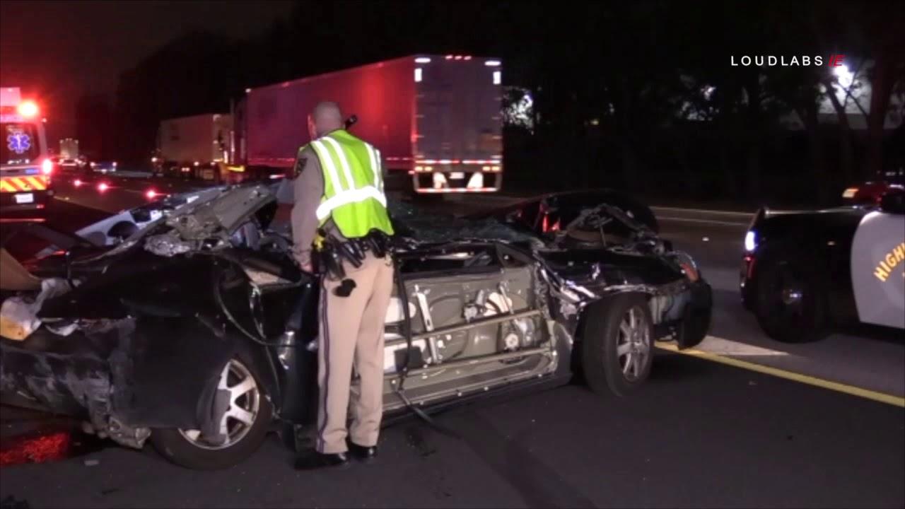 Possible DUI Crash / Fontana 5 17 19