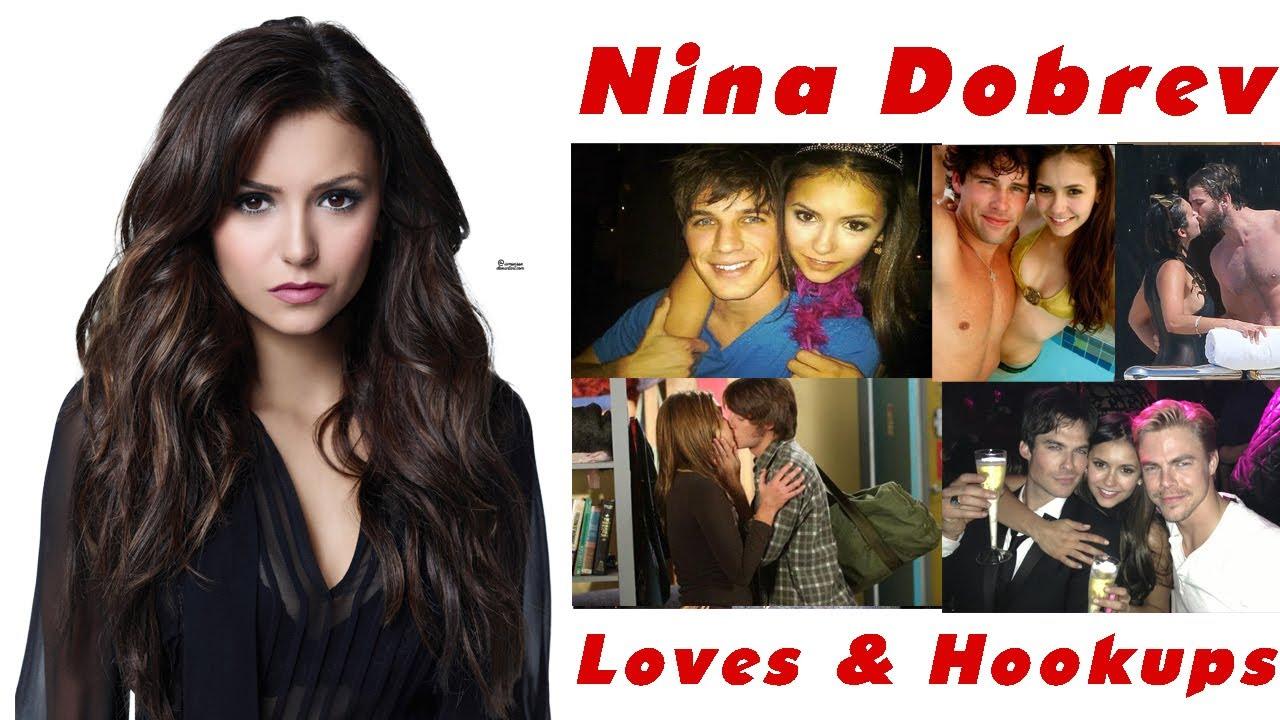 Nerve organization Hookup Dobrev Youtube Ian Nina And Somerhalder caves sale that