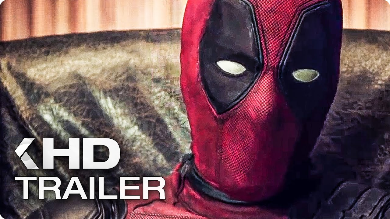 "DEADPOOL 2 Teaser Trailer ""Brazil Tattoos"" (2018)"