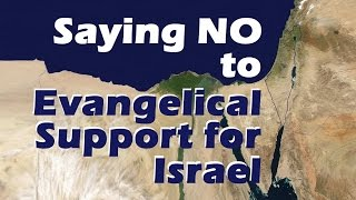 ●NO to EVANGELICAL SUPPORT for ISRAEL (one Israel maoz jewish voice messianic jews for jesus mjbiusa