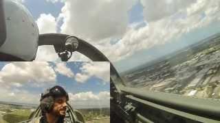 Albatros L-39 - Jet Fighter Flight - Florida 2013