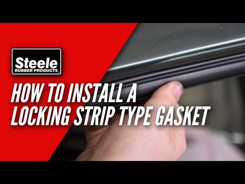how-to-install-a-locking-strip-type-windshield-seal