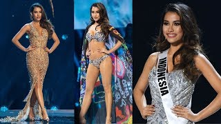 Gambar cover FREDERIKA ALEXIS CULL - TOP 10 Miss Universe 2019 : Indonesia Bangga...!!!