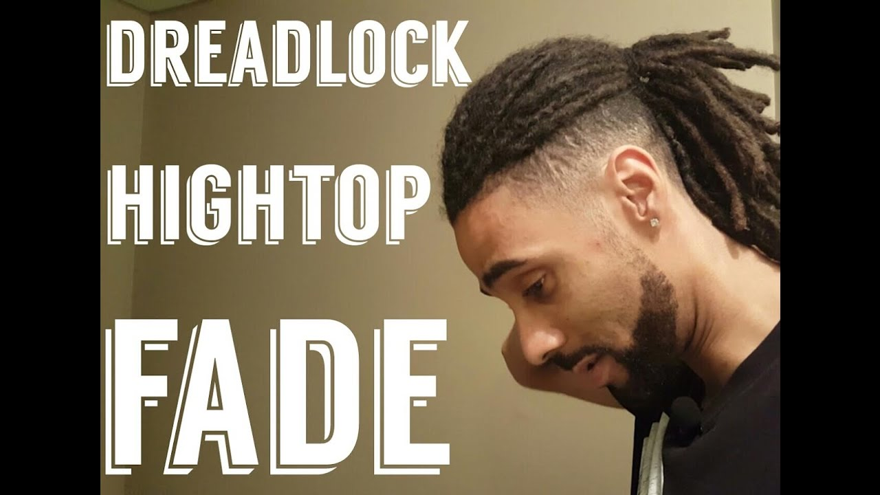Dreadlock Journey High Top Fade Youtube