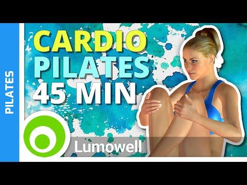 Cardio Pilates Y Tonificación - Rutina De 45 Minutos