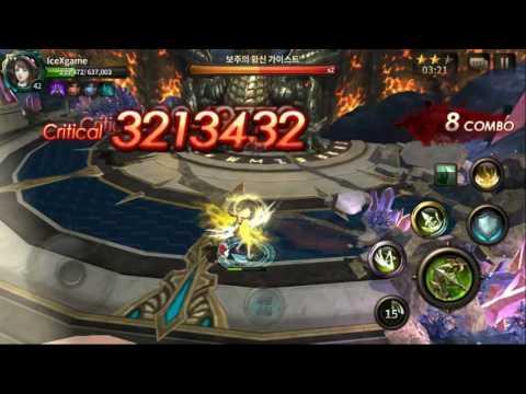 HIT : Heroes of Incredible Tales Dragon Boss GamePlay