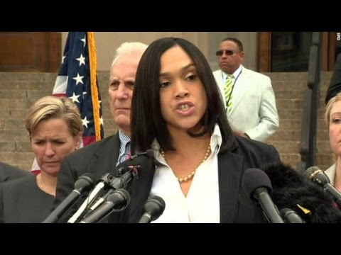 Criminal Charges For Baltimore Cops Who Murdered Freddie Gray