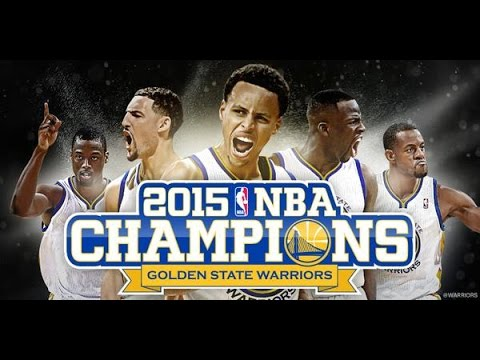 Strength in Numbers  2014-2015 NBA Champions Golden State Wa