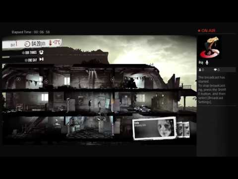 This war of mine|game play |