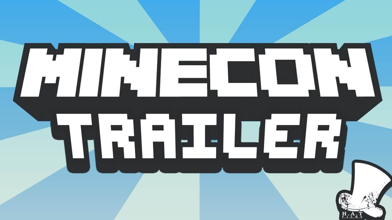 Official Minecon Trailer