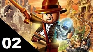 LEGO Indiana Jones 2 : L