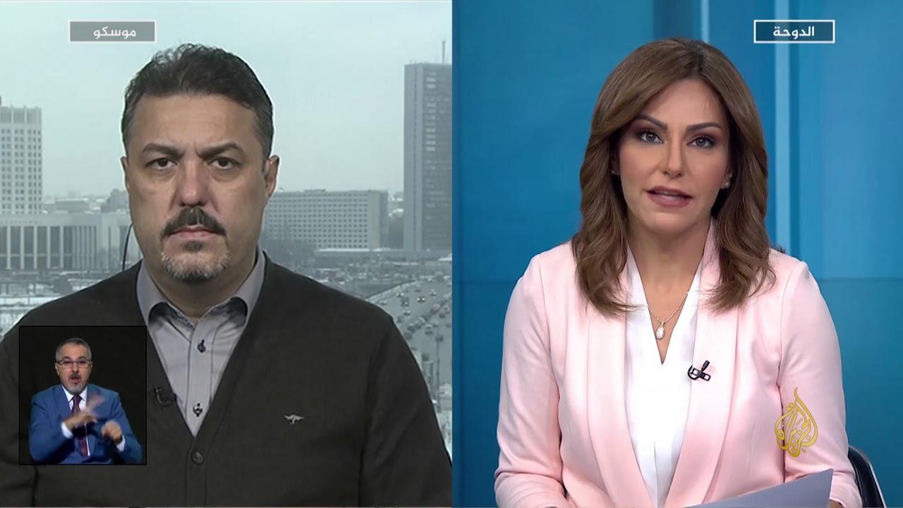 الجزيرة:نشرة الإشارة الأولى 2018/2/20