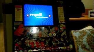 my mame arcade with xbmc as a jukebox