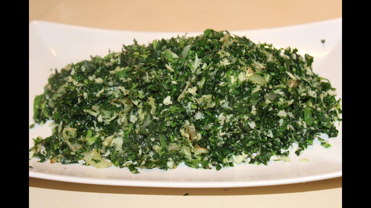 Mukunuwenna salad recipes