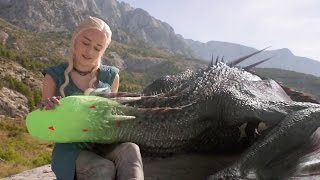 Game of Thrones: Special Effects Making Of (Season 5)