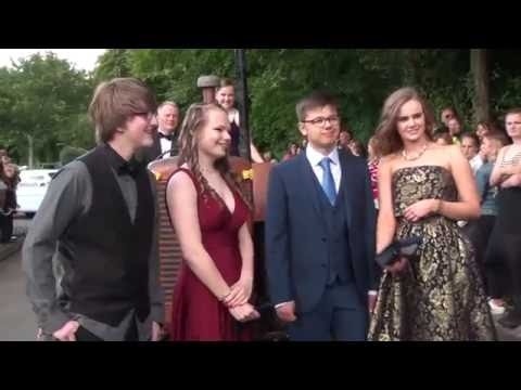 The Tiverton High School Prom 2016