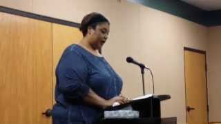 "Roxane Gay reads from ""Bad Feminist"""