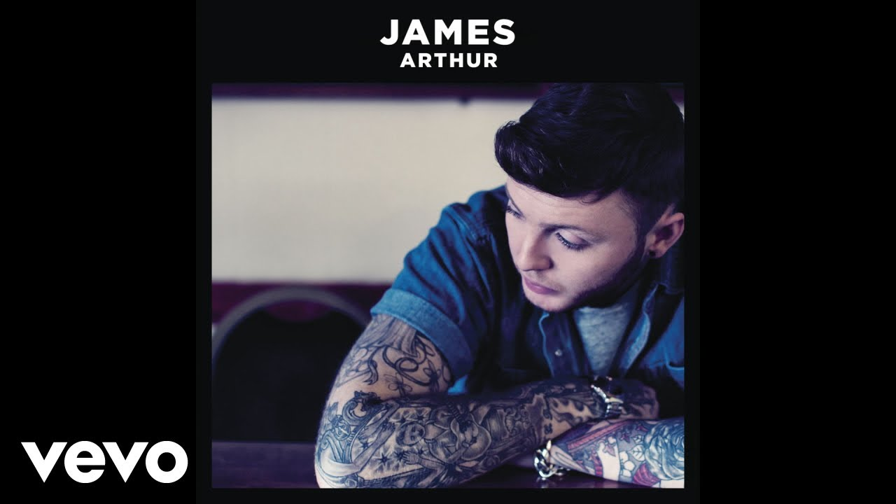 James Arthur - Certain Things (Official Audio) ft. Chasing Grace