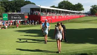 Watch Nate Lashley wrap up his win at the Rocket Mortgage Classic in Detroit on the 18th green
