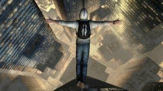 Desmond Leaps Tall Building - Assassin