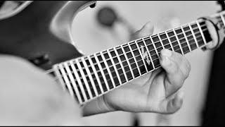 Dream Theater - Barstool Warrior Guitar Solo Cover   Utsav Manga