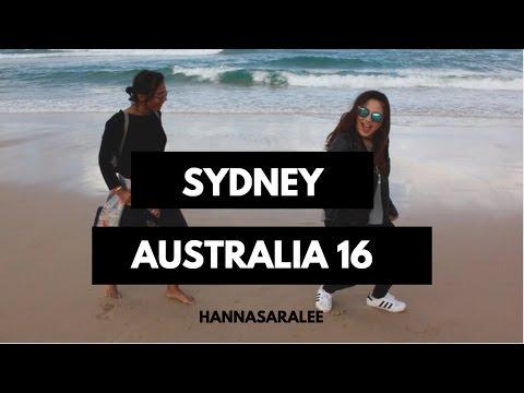 Travel Vlog: Australia: Sydney