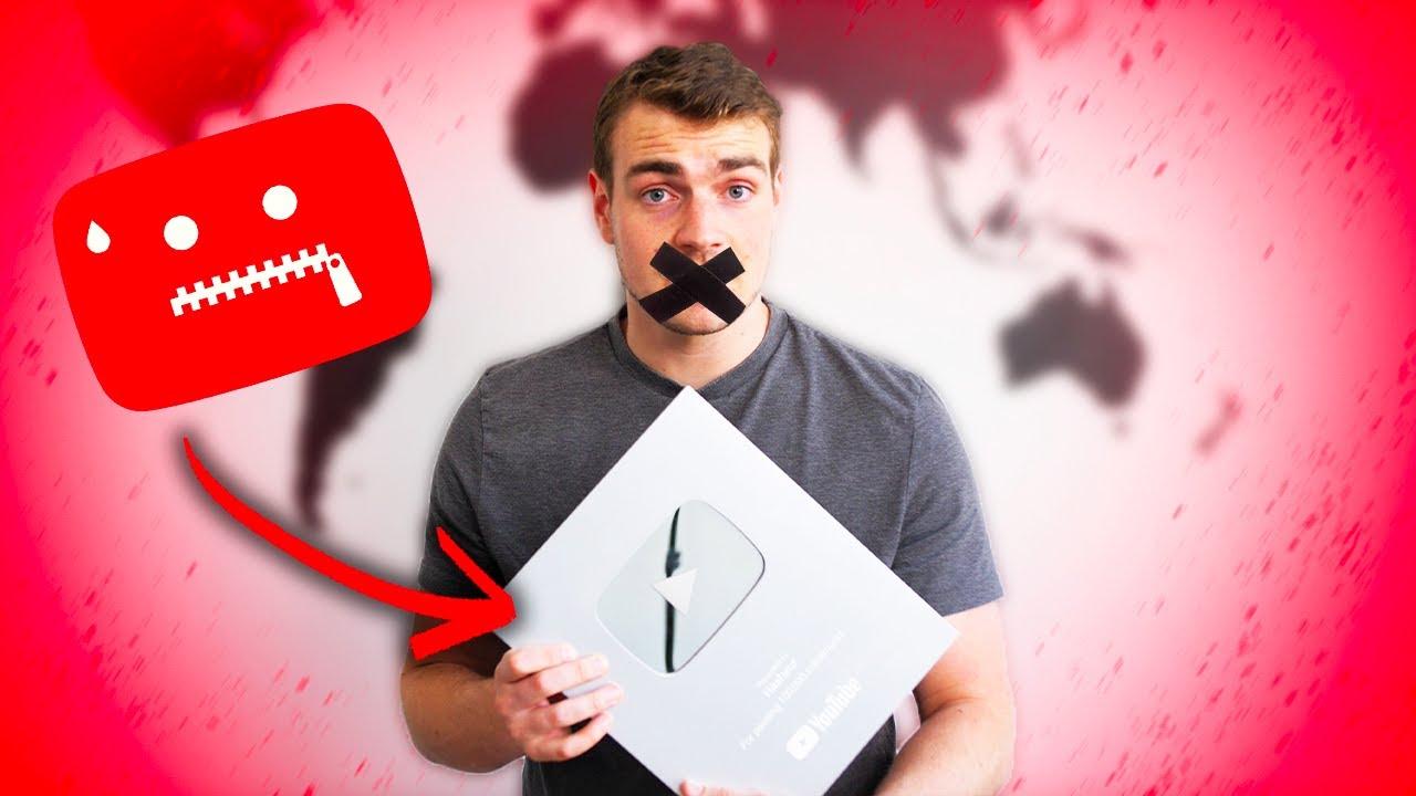 Ma chaîne YouTube va être supprimée ? | Hasheur [RESOLU]