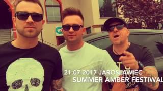 Freaky Boys - Zaproszenie na koncert - SUMMER AMBER FESTIWAL - Jarosławiec (21.07.2017)