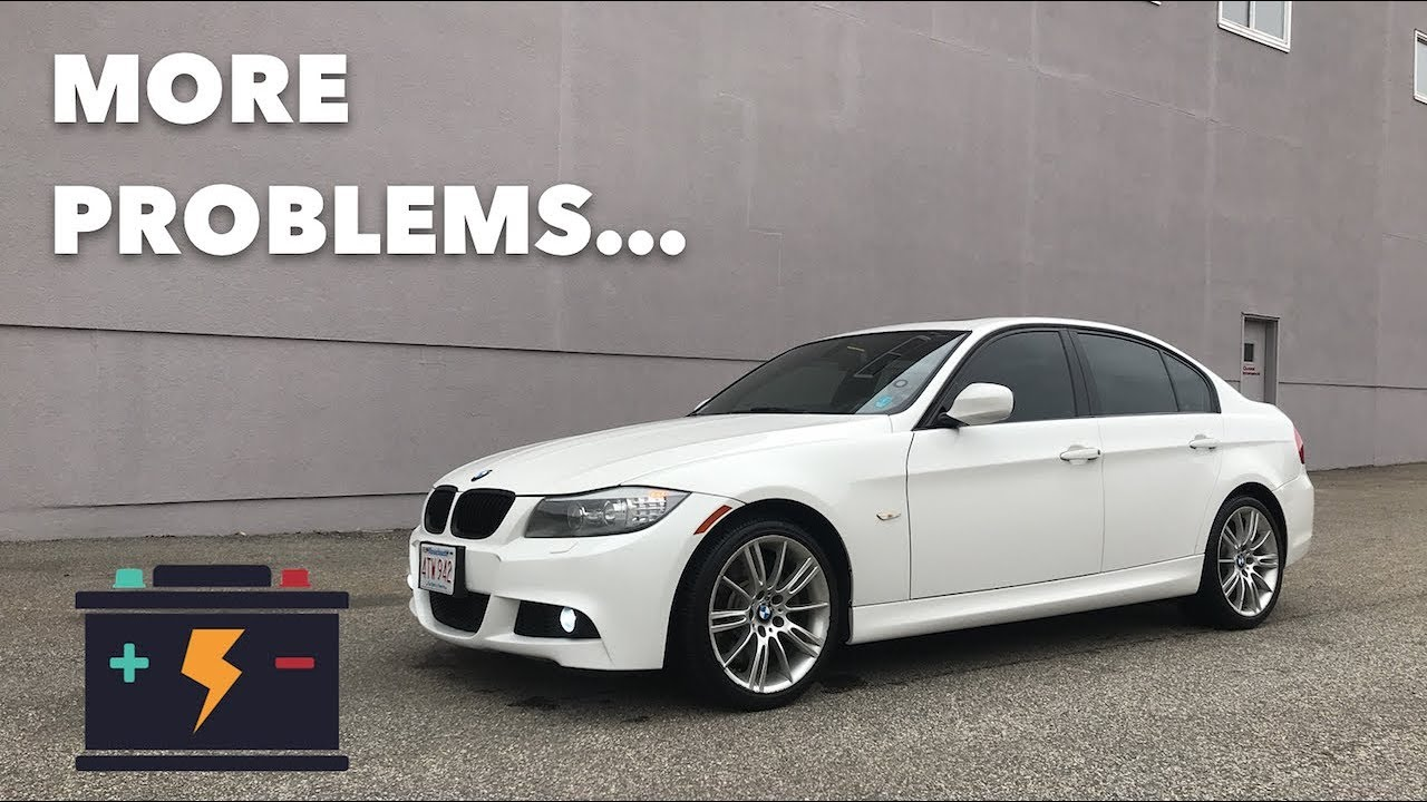 more bmw 335 problems e90 battery replacement youtube. Black Bedroom Furniture Sets. Home Design Ideas