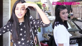 Cindy Kimberly & Kelsey Calemine Reveal Their Big Plans To Get Rich While Hanging Out On Melrose