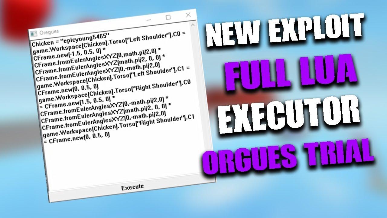 Roblox Lua Script Executor Roblox Free Items Glitch