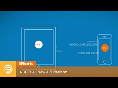 AT&T's All New API Platform