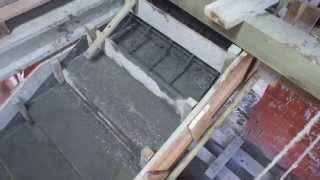 Заливка монолитной лестницы(, 2014-07-10T15:07:22.000Z)
