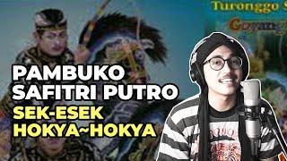 Pambuko Safitri Putro Sek Esek Hokya-Hokya | Lagu Jaranan Fenomenal | Cover by Kamar Studios