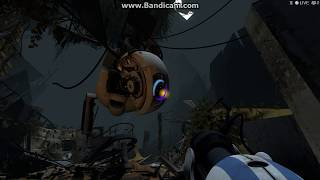 Portal 2 - GLaDOS wakes up in co-op