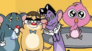 Rat-A-Tat |'Baby Bird Vs Mice Best Cartoon Compilation for Kids'| Chotoonz Kids Funny Cartoon Videos