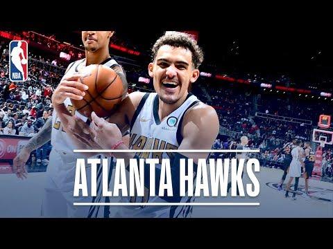 Best of the Atlanta Hawks | 2018-19 NBA Season