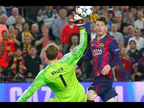 Top những bàn thắng đẹp nhất của Messi ● Siêu phẩm [HD]