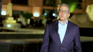 كلمة د  خالد العناني وزير السياحة والآثار بمناسبة يوم المتاحف العالمي