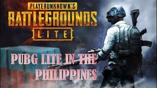 Gambar cover How to play PUBG PC LITE in Philippines - Ultra Graphics all Country