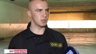 2014 04 14 г  Брест Телекомпания   Буг ТВ   Соревнования ОМОН «Черный берет»