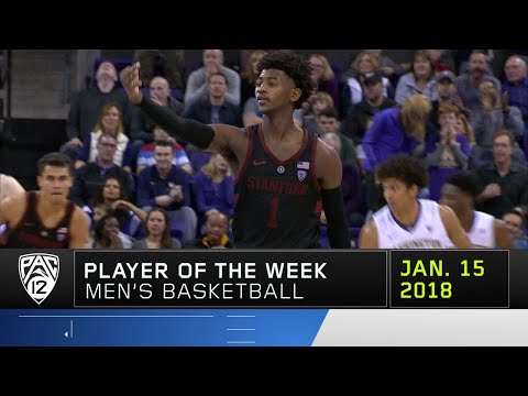 Stanford's Daejon Davis named Pac-12 Player of the Week