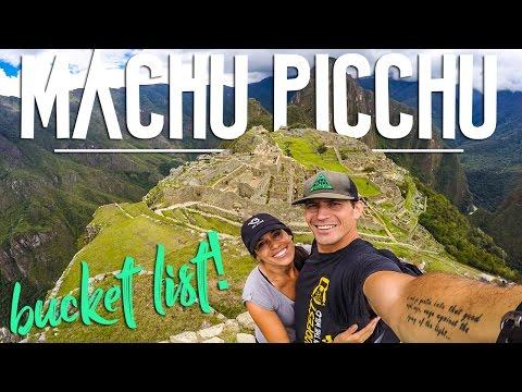 EXPLORING MACHU PICCHU // PERU