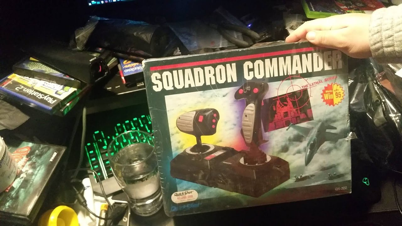 QUICKSHOT SQUARDRON COMMANDER 2 WINDOWS DRIVER DOWNLOAD